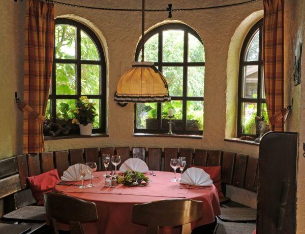 Beispiel: Gemütliche Bauernstube, Foto: Landhaus Klosterwald.