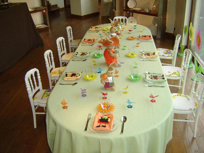 Diamonds Royal Events - Table enfant -Location de Matériel - Maison Options - Paris