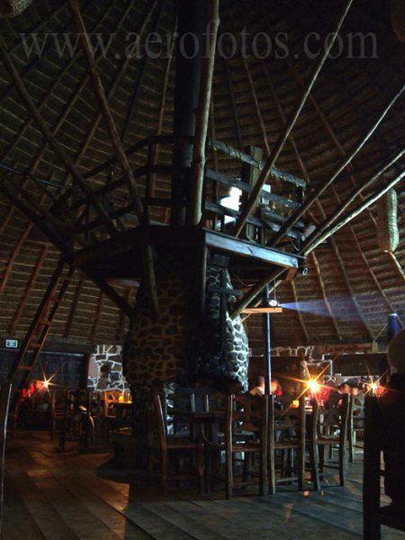 La Palloza de Mazamitla ubicado en Oaxaca