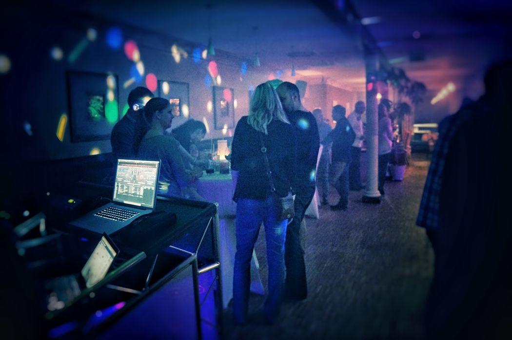 Parties mit DJ