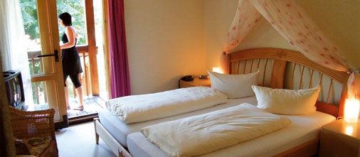 Beispiel: Hotelzimmer, Foto: Hotel Bock.
