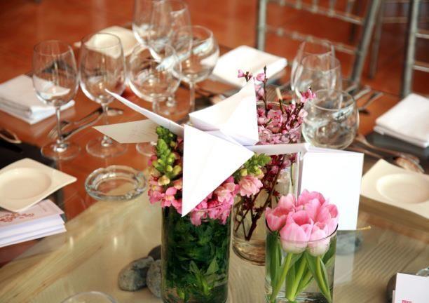 Montajes llenos de elegancia y distinción - Foto Banquetes Ambrosía