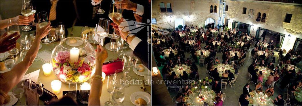 Las bodas de Araventum