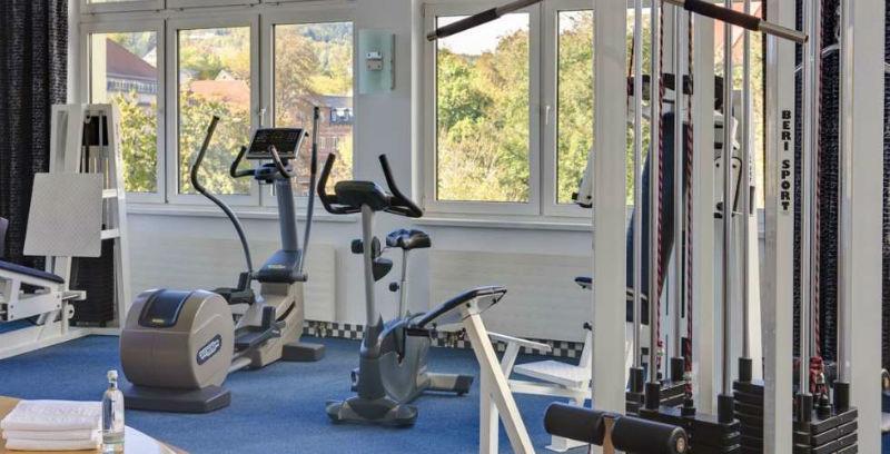 Beispiel: Fitness, Foto: Steinberger Esplanade.