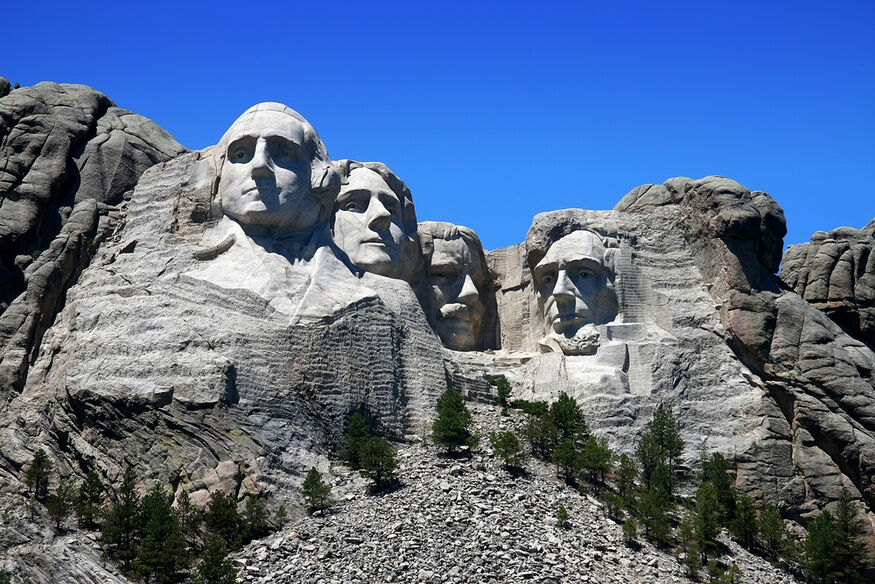 Stati Uniti  -South Dakota -