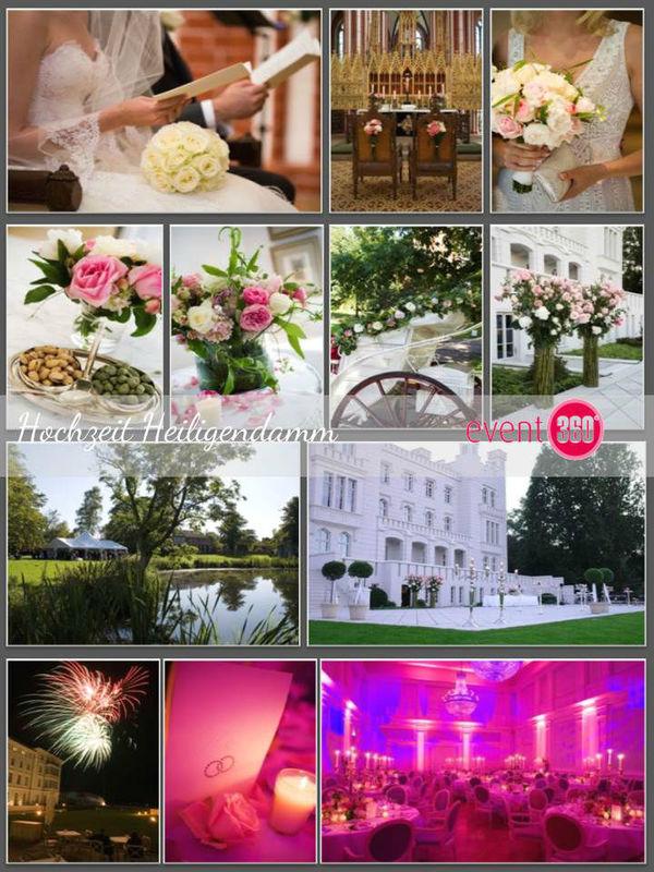 Beispiel: Hochzeit in Heiligendamm, Foto: event 360°.