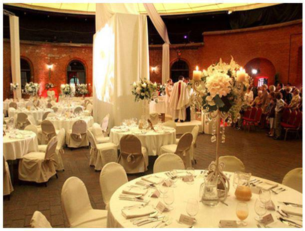 Forteca, Restauracja Kręgliccy, przyjęcia weselne