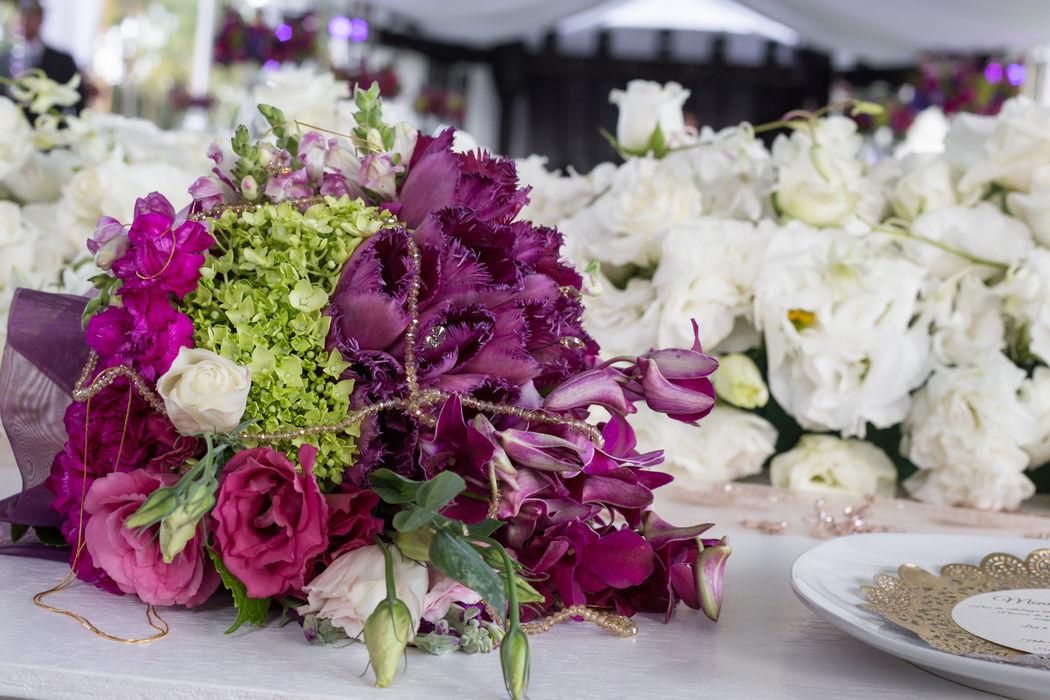 Arte floral exclusivo