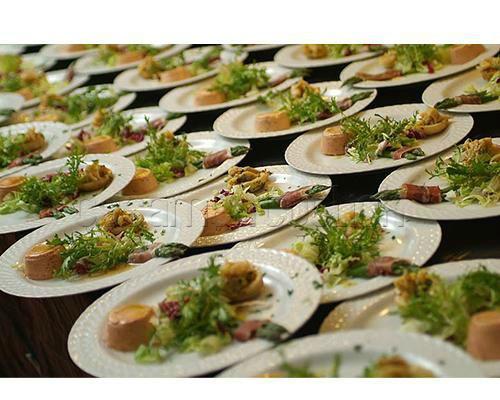 Buffet Odilinha. Foto: Casamento Click