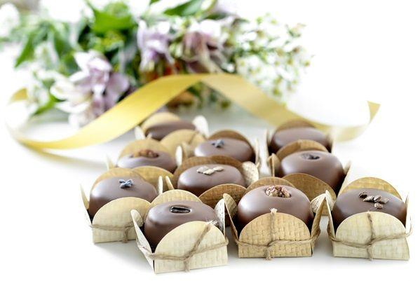 Gallette Chocolates - Bolim de Ganache Rústico