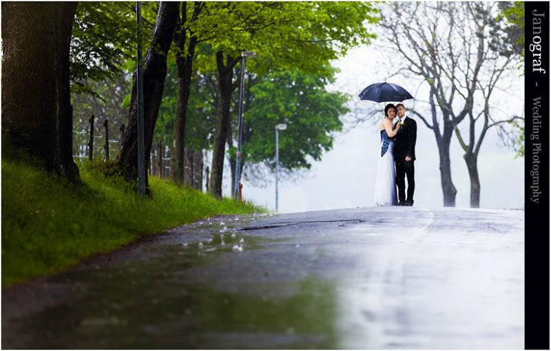 Beispiel: Wunderschöne Hochzeitsfotos, Foto: Janograf Wedding Photography.
