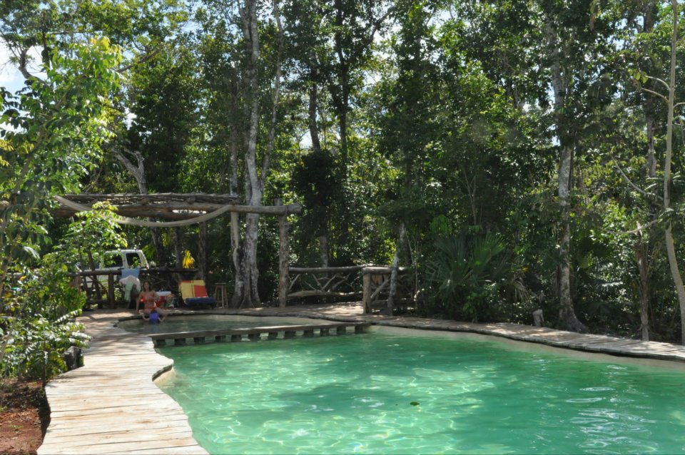 Jolie Jungles Eco-Lodges, espacio para celebrar tu boda ubicado en Quintana Roo