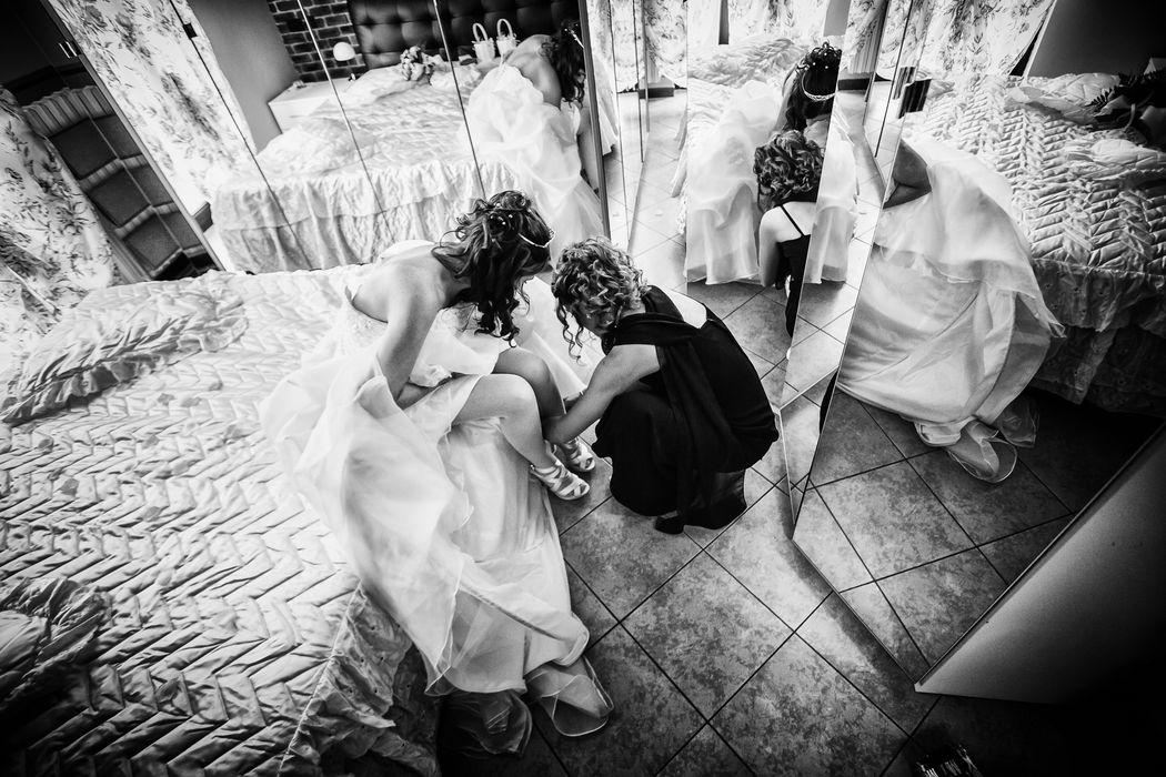 Getting ready by Lucà IWP