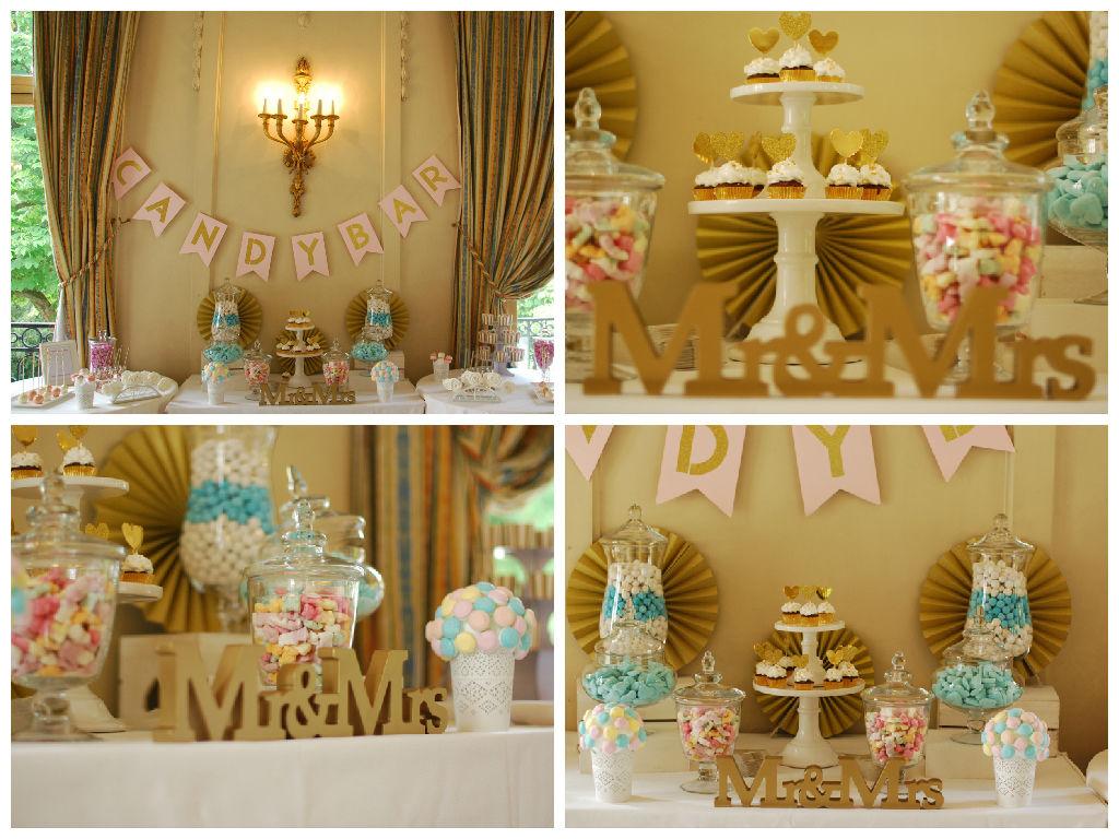 Ma Sweet Table  Location de décoration pour mariage Vintage,  Bohème- & tendance  Herault et Gard  Candy Bar  au Pré Catelan