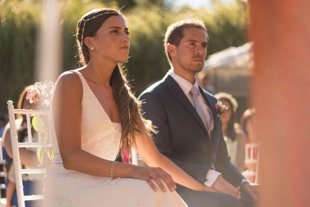 Josefina y Carlos parcela Queule