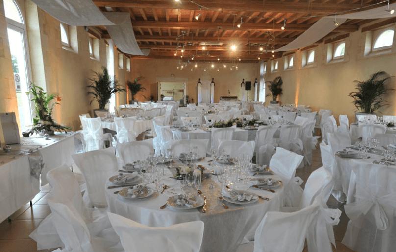 Salle Psychée - Domaine du Grand Caugny