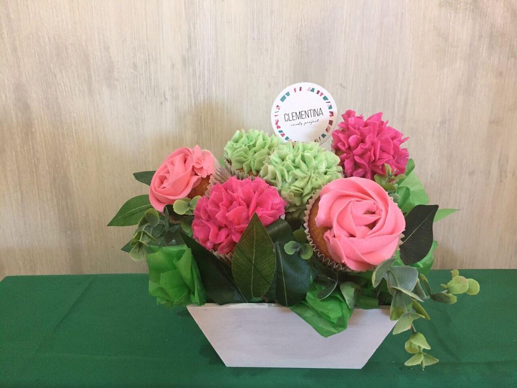 Evergreen ¨Arreglos de Cupcakes¨