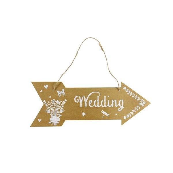 Sinalética Wedding