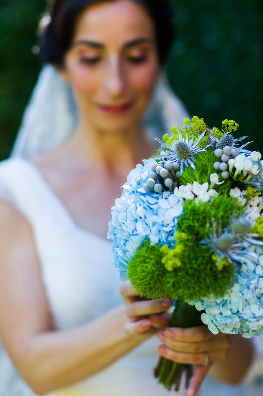 Bouquet de novias personalizados