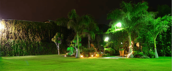 la barranca terraza jardin bodas