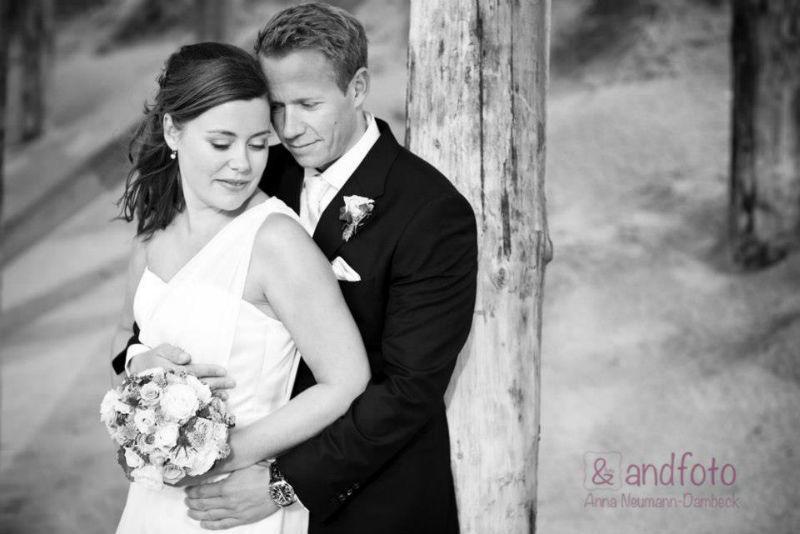 Beispiel: Ihre Hochzeitsfotos vom Profi, Foto: andfoto.