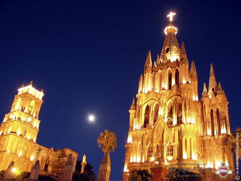 Si preferis un circuito por Mexico, tenemos una gran variedad, incluyendo algunos por la mejor ciudad del mundo para vivir, San Miguel de Allende