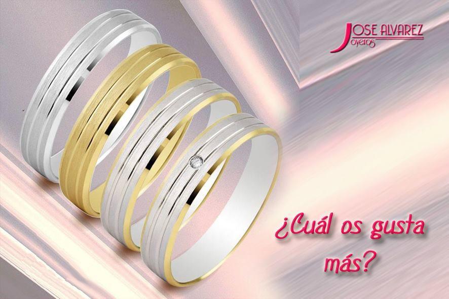 alianzas boda oro jerez
