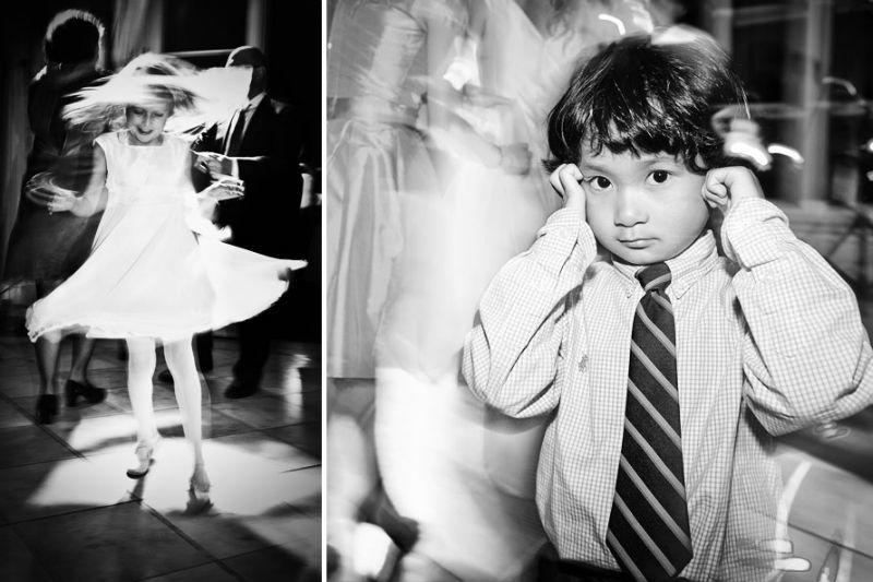 Beispiel: Momente der Hochzeitsfeier eingefangen, Foto: Sergej Falk.