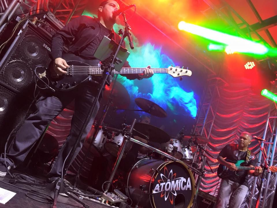 Banda Atômica