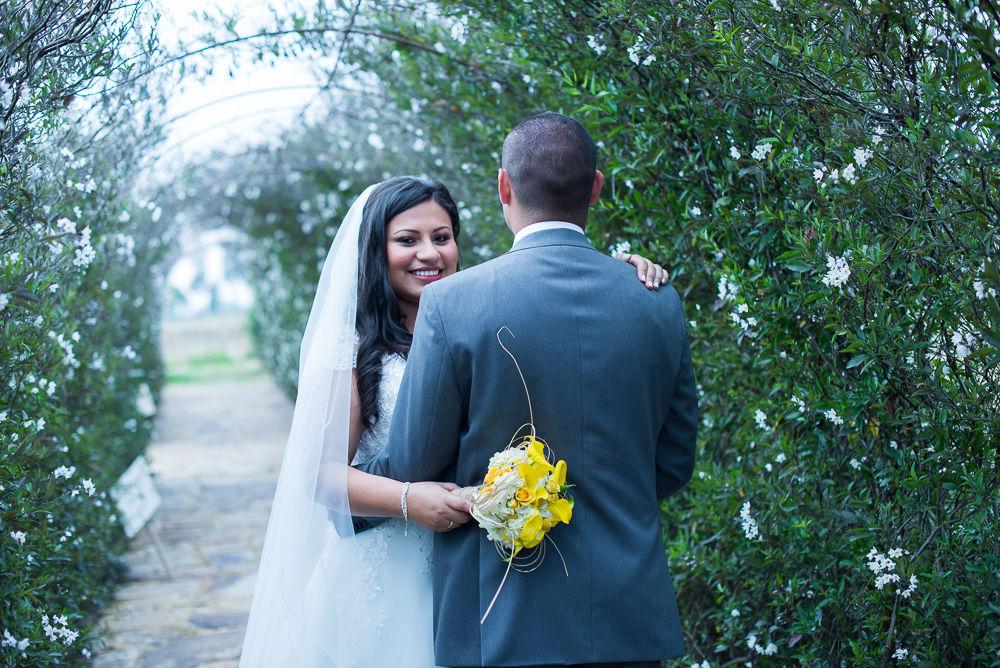 Liza y Oscar Boda en Amarillo Hacienda Montecano