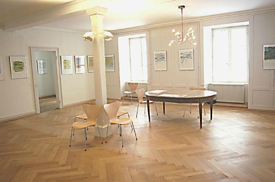 Beispiel: Trauzimmer, Foto: Kulturhof - Schloss Köniz.