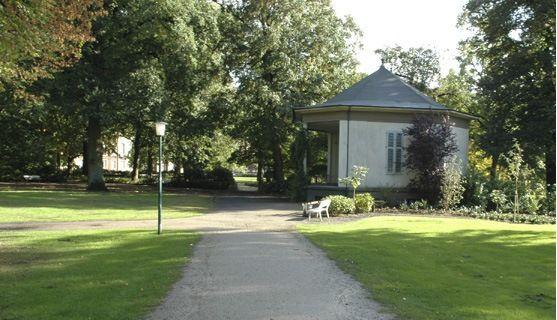Beispiel: Impression, Foto: Schlossgarten.