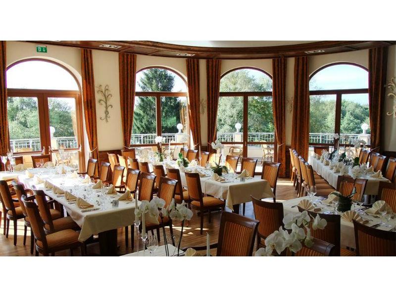 Beispiel: Impressionen Restaurant, Foto: Borgböhmer's Waldesruh.