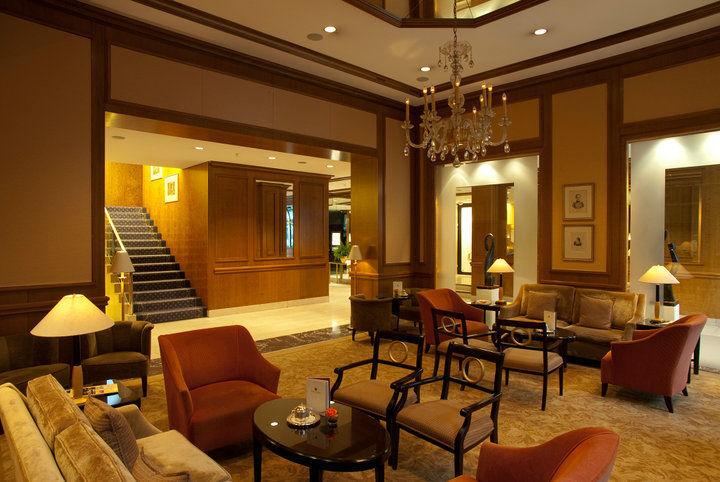 Beispiel: Lobby, Foto: Nassauer Hof.