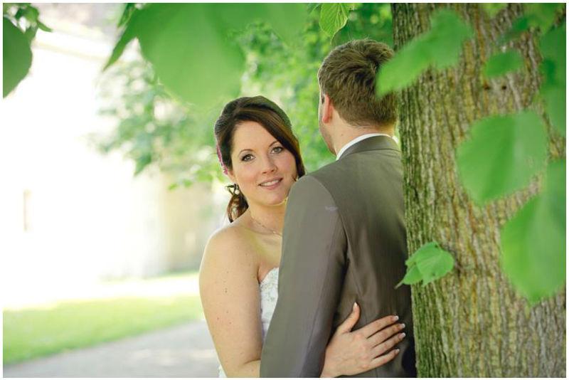 Beispiel: Portraitfotos für Ihre Hochzeit, Foto: Colorwork Photography.