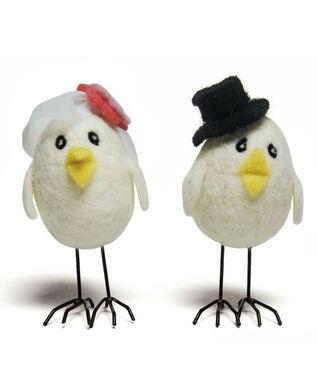 Beispiel: Witzige Tortenfiguren, Foto: evetichwill.