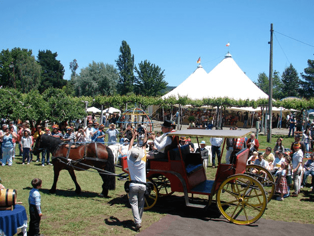 Villa Baviera.
