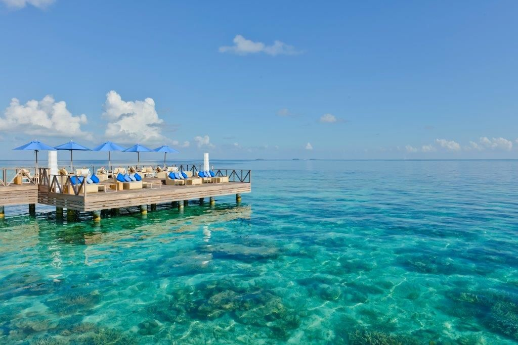 Huvafen, Maldivas