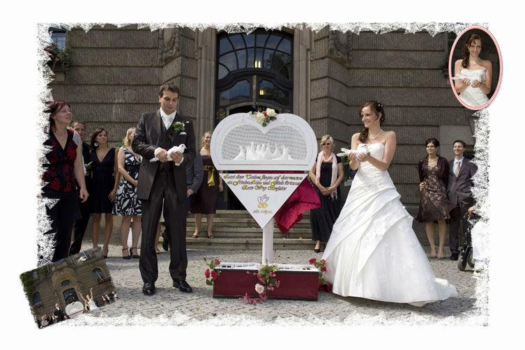 Beispiel: Einzigartige Momentaufnahmen, Foto: Hochzeitsfotografie Berlin.