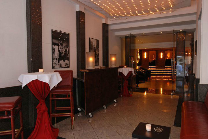 Beispiel: Empfang, Foto: Hügels Restaurant Dudelsack.