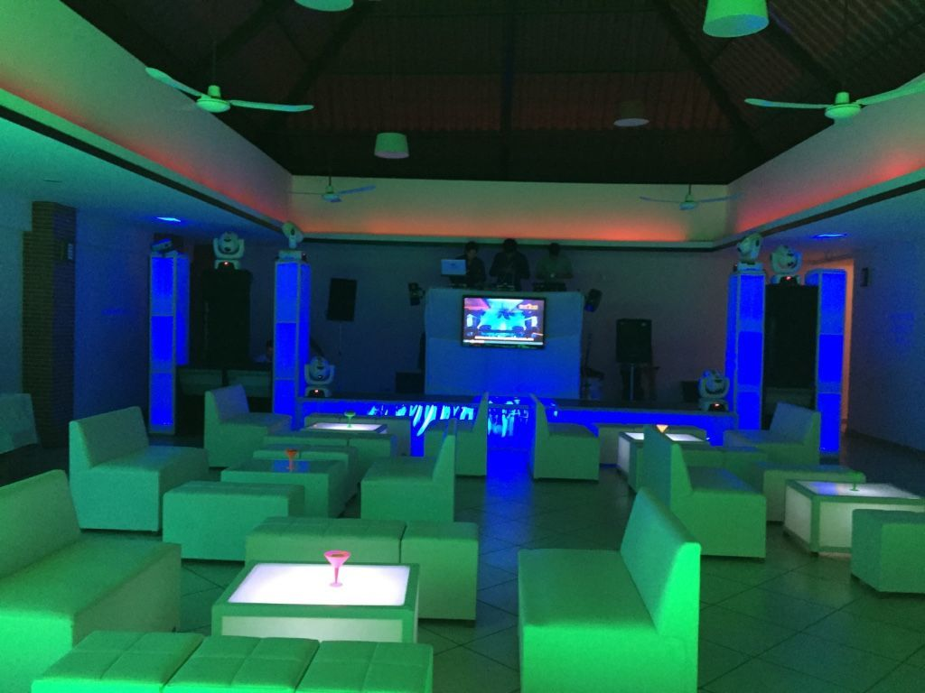 Evento Lounge Salón