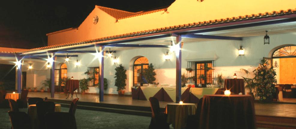 Hacienda Torreón Nazarí.