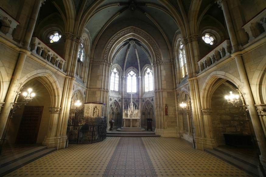 Beispiel: Schlosskirche, Foto: Schloss Wernigrode.