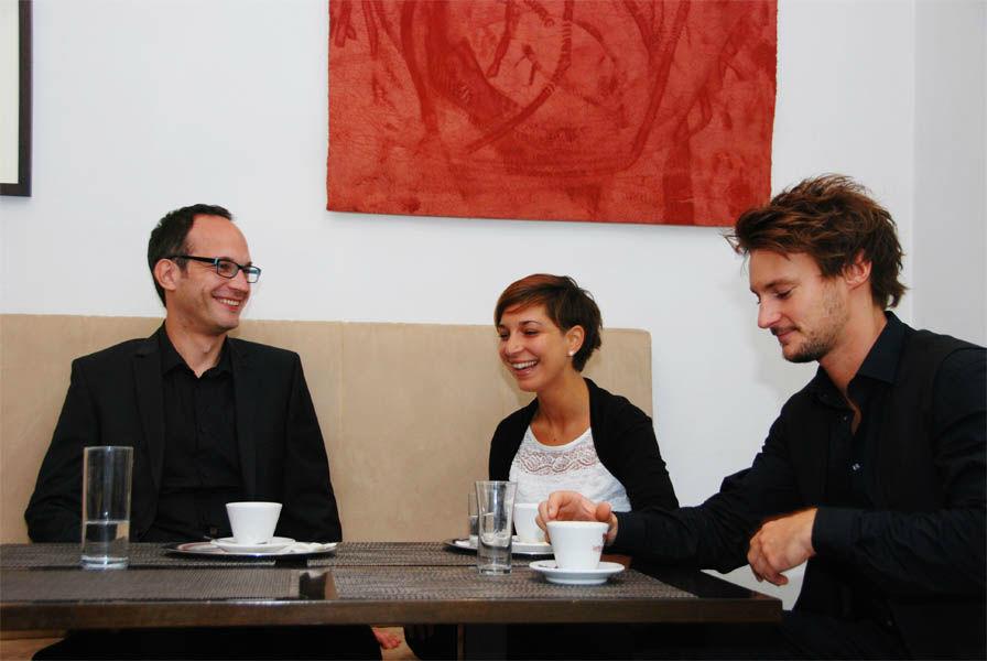 Beispiel: Partner Meloungerie, Foto: Melounge.