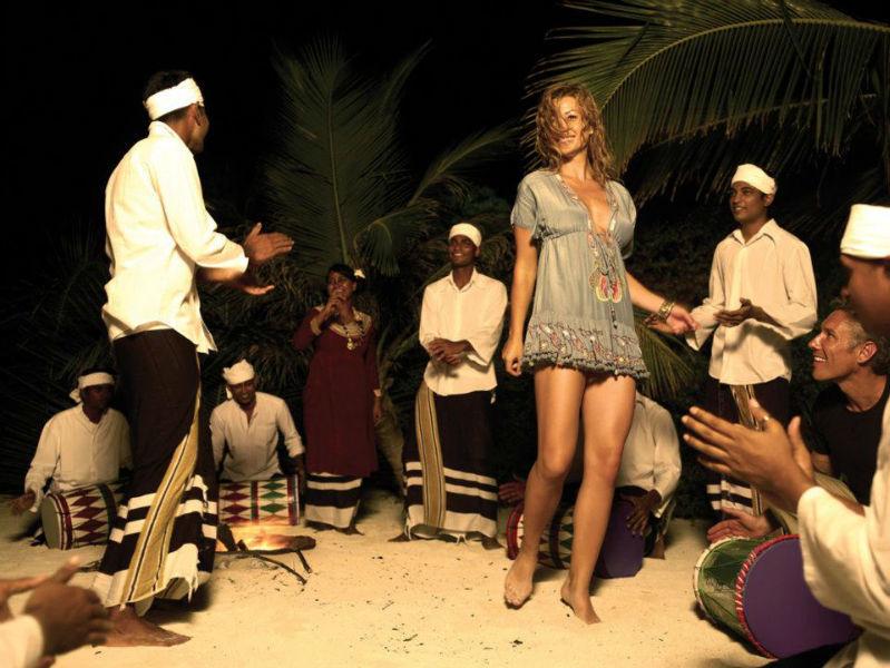 Unvergessliche Abende in den Tropen, LUX* Maldives