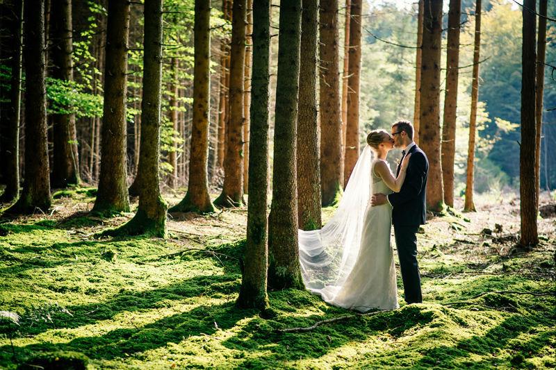 Beispiel: Kreative Hochzeitsreportagen, Foto: Martina Rinke | Fotografie.