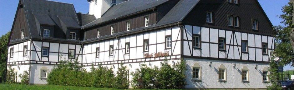 Beispiel: Aussenansicht, Foto: Landhotel Altes Zollhaus.