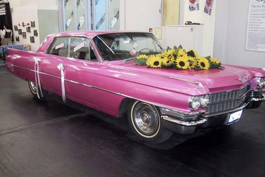 Beispiel: Pink Cadillac, Fotos: auto-fritze.