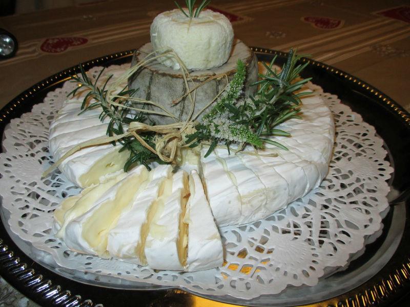 Notre gâteau de fromages