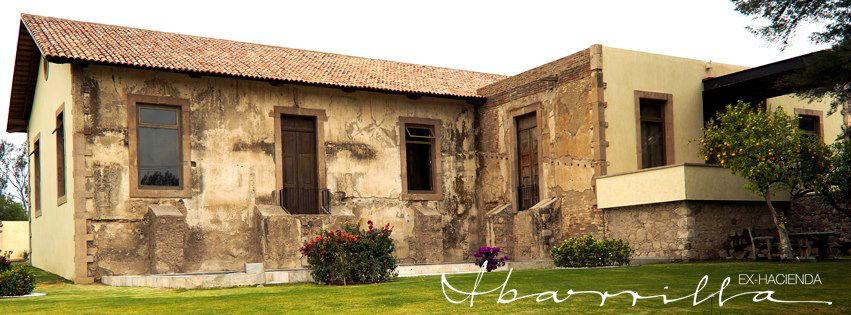 Hacienda para eventos - Foto Ex-Hacienda Ibarrilla